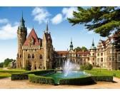 Puzzle Moszna kastély, Lengyelország