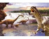 Puzzle Diplodocus - GYEREK PUZZLE