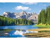 Puzzle Missurina tó, Olaszország