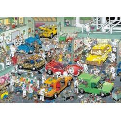 Puzzle Festőműhely