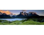 Puzzle Torres del Paine, Chile - PANORAMATIKUS PUZZLE