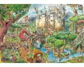 Puzzle Mesék - TRIANGULAR PUZZLE