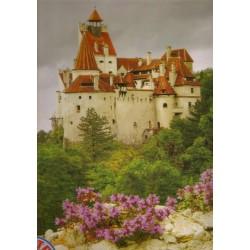 Puzzle Vár Bran, Románia