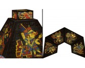 Puzzle Aztékok titka - PIRAMIS PUZZLE