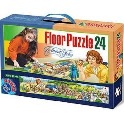 Puzzle Guliver - GYEREK PUZZLE