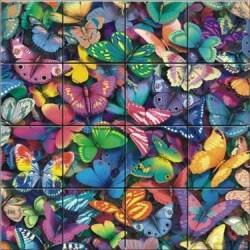 Puzzle Pillangók - 3D PUZZLE