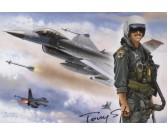 Puzzle F-16 Fighting Falcon