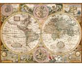 Puzzle Régi térkép