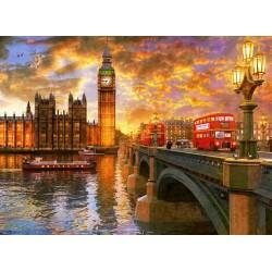 Puzzle Westminster-palota