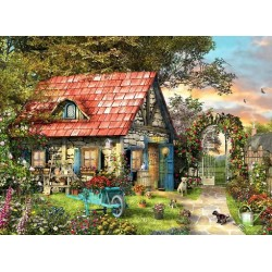 Puzzle Kertes ház