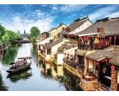 Puzzle Xitang ősi városa