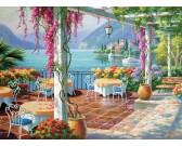 Puzzle Olasz tó