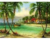 Puzzle Trópusi paradicsom