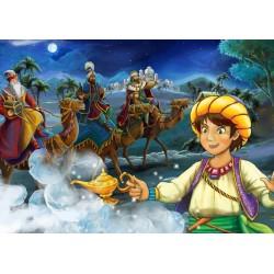 Puzzle Aladdin - GYEREK PUZZLE