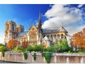 Puzzle Notre Dame katedrális