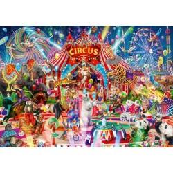 Puzzle Éjjeli cirkusz