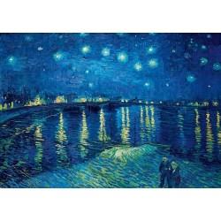 Puzzle Csillagok a folyó felett