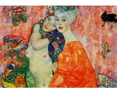 Puzzle Két hölgy