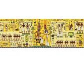 Puzzle Egyiptomi hieroglifa - PANORAMATIKUS PUZZLE