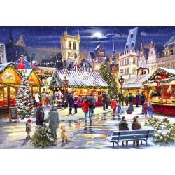Puzzle Karácsonyi vásár