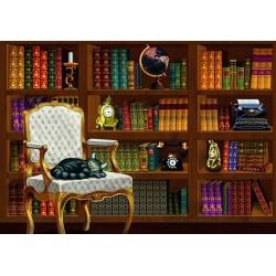 Puzzle Otthoni könyvtár