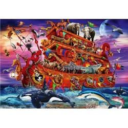 Puzzle Noé bárkája