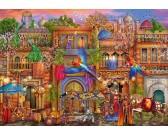 Puzzle Arab utca