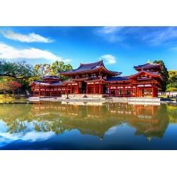 Puzzle Byodo-In templom