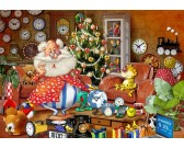Puzzle Karácsonyi idő