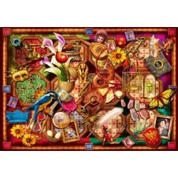 Puzzle Régi kincsek