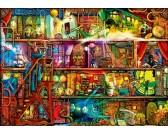 Puzzle Fantasztikus utazás