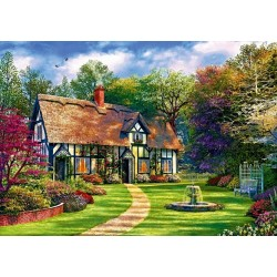 Puzzle Vidéki ház