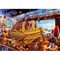 Puzzle Hajógyártás