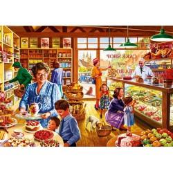 Puzzle Régi cukrászda