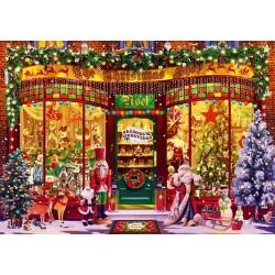 Puzzle Karácsonyi bolt