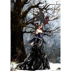 Puzzle Az árnyék királynője