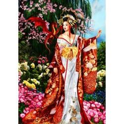 Puzzle A selyem királynője