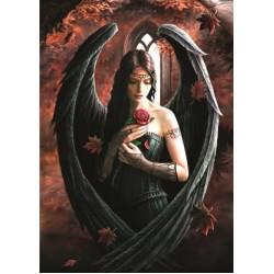 Puzzle Angyal rózsa