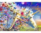 Puzzle Az egyszarvú álma - GYEREK PUZZLE