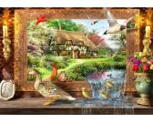 Puzzle Magány - kacsák