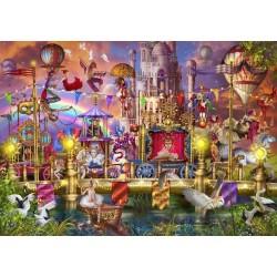 Puzzle Éjszakai cirkusz