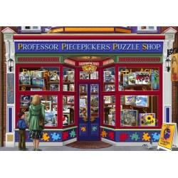 Puzzle bolt