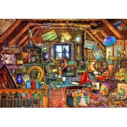Puzzle Játékok a földön