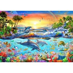 Puzzle Trópusi öböl