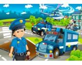 Puzzle Rendőrség - GYEREK PUZZLE