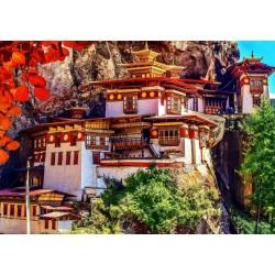 Puzzle Taktsang, Bhután