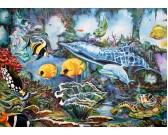 Puzzle Víz alatt