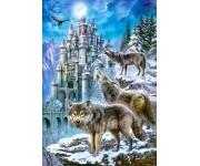 Puzzle Farkasok a várban