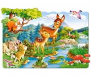 Puzzle Szarvasok - MAXI PUZZLE