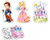 Puzzle Hercegnő világ - GYEREK PUZZLE